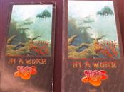 YES - IN A WORD - 5 CD SET W/BOOK